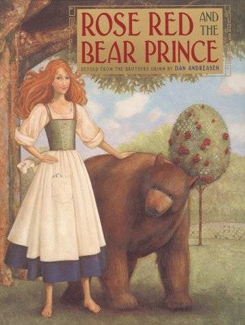 Rose Red and the Bear Prince (0060279664) by Brothers Grimm