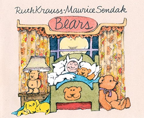 9780060279943: Bears