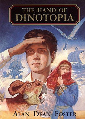 9780060280055: The Hand of Dinotopia