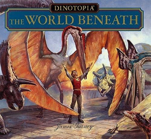 Dinotopia: The World Beneath: Gurney, James; Turner