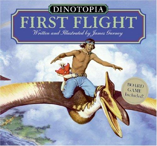 9780060280079: Dinotopia: First Flight (Dinotopia (HarperCollins))