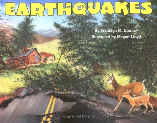 9780060280086: Earthquakes (reillustrated) (Let's-Read-and-Find-Out Science 2)