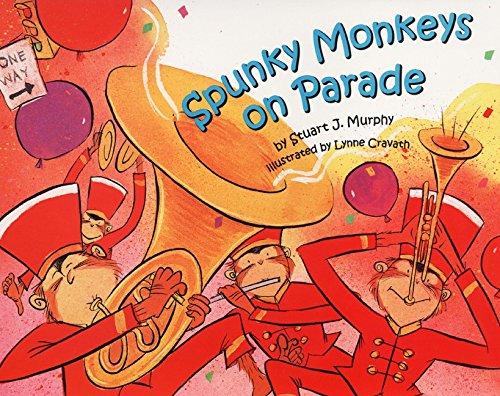 9780060280154: Spunky Monkeys on Parade (MathStart 2)