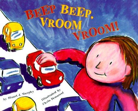 9780060280161: Beep Beep, Vroom Vroom! (Mathstart: Level 1 (HarperCollins Hardcover))