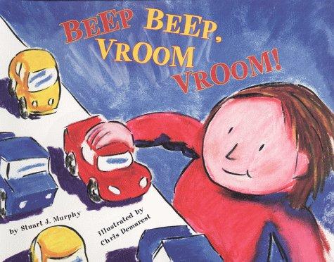 9780060280178: Beep Beep, Vroom Vroom! (MathStart 1)