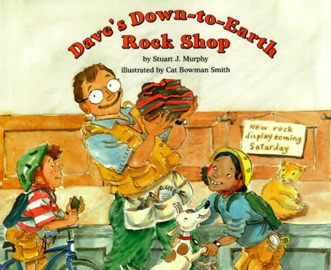 9780060280185: Dave's Down-To-Earth Rock Shop: Level 3: Classifying (Mathstart: Level 3 (HarperCollins Hardcover))