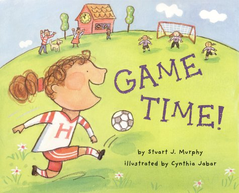 9780060280246: Game Time: Level 3: Time (Mathstart: Level 3 (HarperCollins Hardcover))