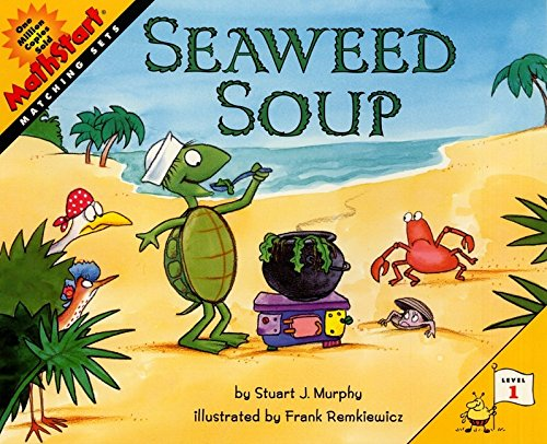 9780060280321: Seaweed Soup: Matching Sets (Mathstart: Level 1 (HarperCollins Hardcover))