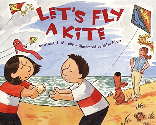 9780060280345: Let's Fly a Kite (Mathstart: Level 2 (HarperCollins Hardcover))