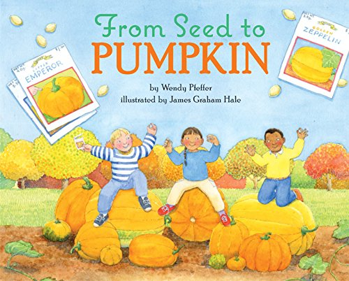 9780060280390: From Seed to Pumpkin (Let's-Read-And-Find-Out Science)