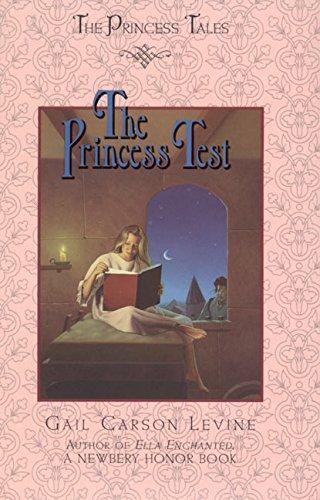 9780060280628: The Princess Test (Princess Tales)