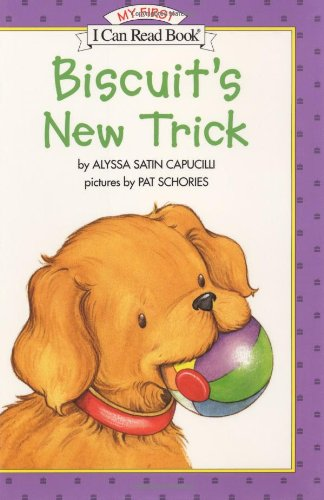 9780060280673: Biscuit's New Trick (My First I Can Read)