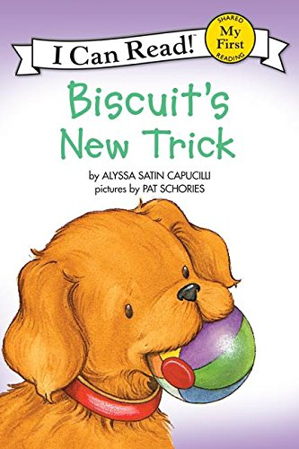 9780060280680: Biscuit's New Trick (My First I Can Read - Level Pre1 (Hardback))