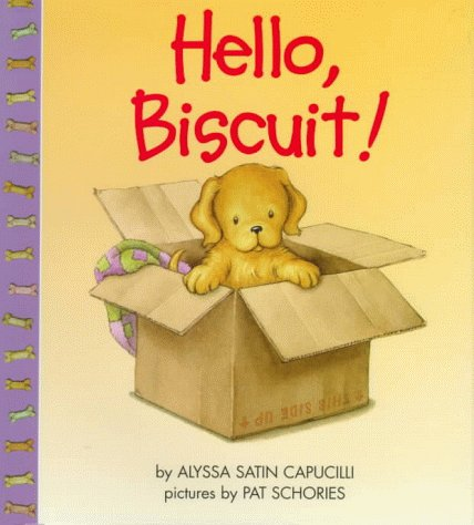 9780060280710: Hello, Biscuit! (My First I Can Read - Level Pre1 (Hardback))