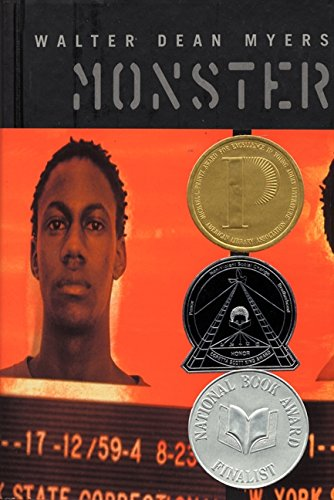 9780060280772: Monster (Coretta Scott King Honor Book)