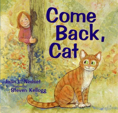 9780060280826: Come Back, Cat