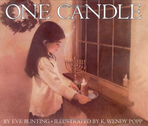 One Candle: Bunting, Eve