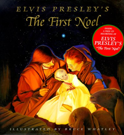 9780060281267: Elvis Presley's The First Noel