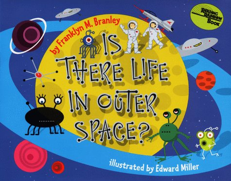 9780060281465: Is There Life in Outer Space? (Lrfo)