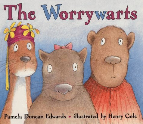 9780060281502: The Worrywarts