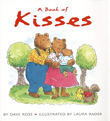 9780060281694: A Book of Kisses