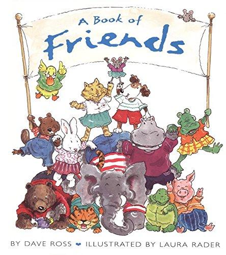 9780060281700: A Book of Friends