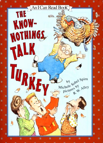 9780060281830: The Know-Nothings Talk Turkey (I Can Read Books)