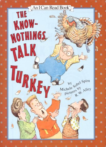 9780060281847: The Know-Nothings Talk Turkey (I Can Read Books)