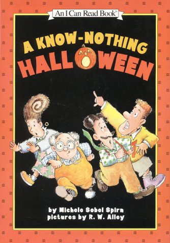 9780060281854: A Know-Nothing Halloween (I Can Read Books)