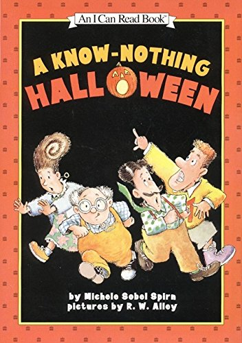 9780060281861: A Know-Nothing Halloween (I Can Read Book 2)