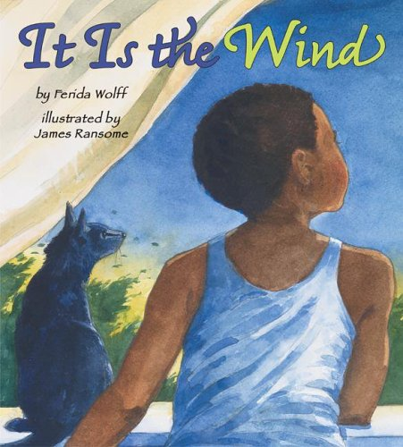 9780060281922: It Is the Wind