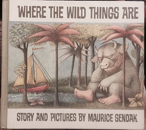9780060282233: Where the Wild Things Are Holiday Feature Edition