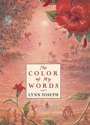 9780060282325: The Color of My Words