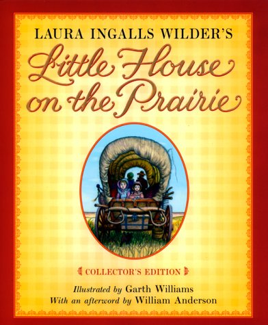 Little House on the Prairie (Little House-the: Wilder, Laura Ingalls,