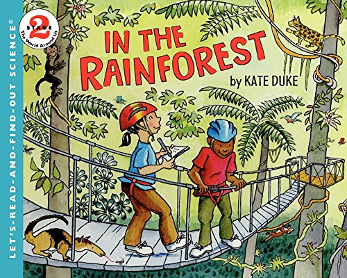 9780060282592: In the Rainforest (Let's-Read-and-Find-Out Science 2)