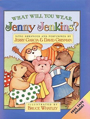 9780060282639: What Will You Wear, Jenny Jenkins?