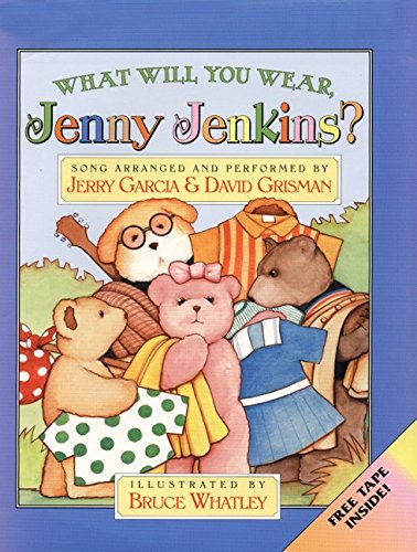 What Will You Wear, Jenny Jenkins? (9780060282639) by Jerry Garcia; David Grisman
