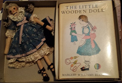 9780060282776: The Little Wooden Doll