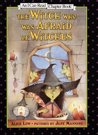 9780060283063: The Witch Who Was Afraid of Witches (I Can Read!)