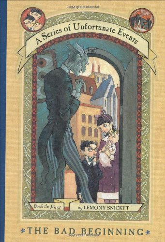 9780060283124: The Bad Beginning (A Series of Unfortunate Events, Book 1)