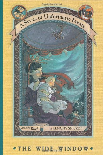 9780060283148: The Wide Window (A Series of Unfortunate Events, Book 3)