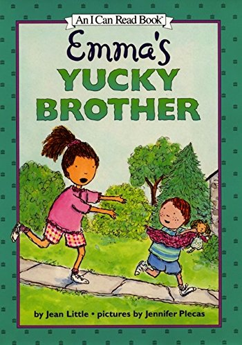 9780060283483: Emma's Yucky Brother (I Can Read Book)