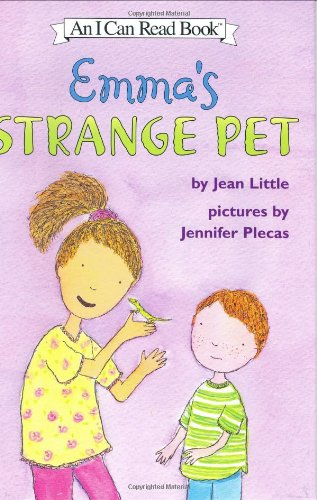 9780060283506: Emma's Strange Pet (I Can Read)