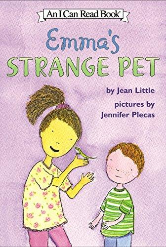 9780060283513: Emma's Strange Pet (I Can Read Book 3)