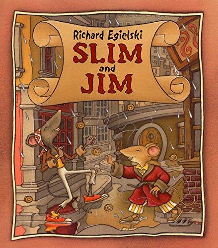 9780060283520: Slim and Jim