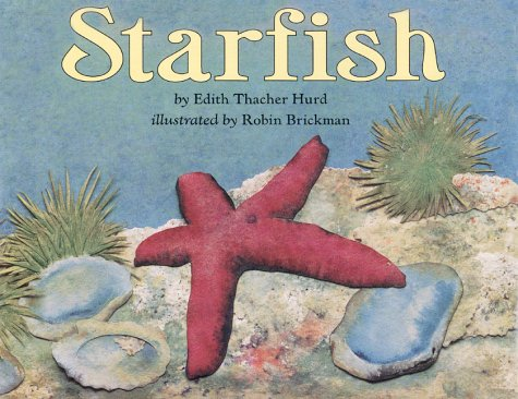 9780060283568: Starfish (Let's Read-And-Find-Out Science (Hardcover))