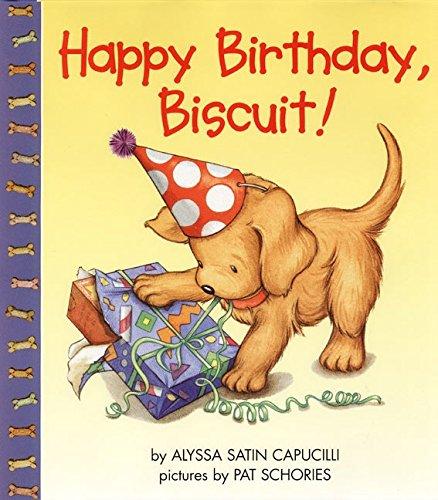9780060283612: Happy Birthday, Biscuit!