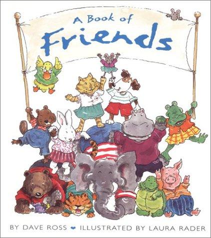 9780060283629: A Book of Friends