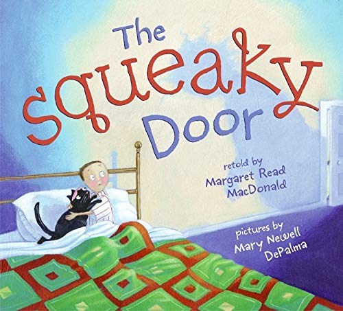 9780060283735: The Squeaky Door