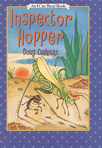 9780060283834: Inspector Hopper (I Can Read Level 2)